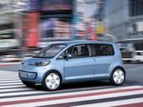 Volkswagen space up! Concept 2007 photos