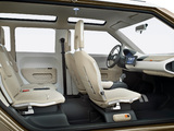 Volkswagen space up! Blue Concept 2007 pictures