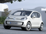 Volkswagen up! Concept 2007 wallpapers