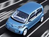 Volkswagen space up! Concept 2007 wallpapers