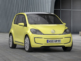 Volkswagen e-up! Concept 2009 images