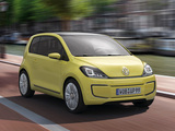 Volkswagen e-up! Concept 2009 photos
