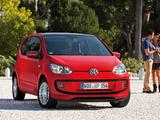 Volkswagen up! 3-door 2011 photos