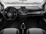 Volkswagen up! Black 3-door 2011 photos