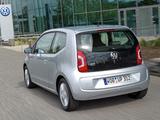 Volkswagen up! 3-door 2011 wallpapers