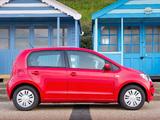 Volkswagen up! 5-door UK-spec 2012 images