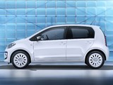 Volkswagen up! White 5-door 2012 photos