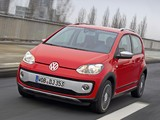 Volkswagen cross up! Prototype 2012 photos