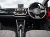 Volkswagen up! 5-door UK-spec 2012 photos