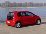 Volkswagen up! 5-door 2012 pictures