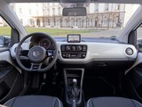 Volkswagen up! White 5-door 2012 pictures