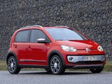 Volkswagen cross up! Prototype 2012 pictures