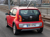 Volkswagen cross up! 2013 images