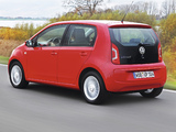 Volkswagen eco up! 5-door 2013 images