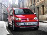 Volkswagen cross up! 2013 images