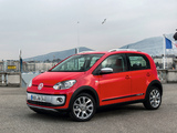 Volkswagen cross up! 2013 photos