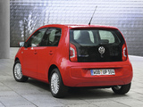Volkswagen eco up! 5-door 2013 photos