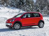 Volkswagen cross up! 2013 photos