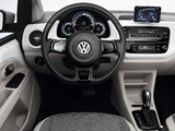 Volkswagen e-up! 2013 pictures