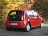 Volkswagen eco up! 5-door 2013 pictures