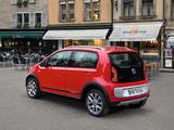 Volkswagen cross up! 2013 pictures