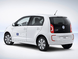 Volkswagen e-up! 2013 wallpapers