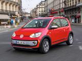 Volkswagen cross up! 2013 wallpapers