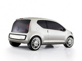 Volkswagen up! Concept 2007 wallpapers