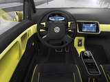 Volkswagen e-up! Concept 2009 wallpapers