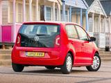 Volkswagen up! 5-door UK-spec 2012 wallpapers