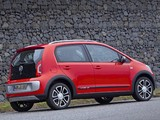 Volkswagen cross up! Prototype 2012 wallpapers