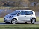 Volkswagen up! 5-door 2012 wallpapers