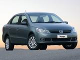 Images of Volkswagen Voyage 2008