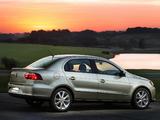 Images of Volkswagen Voyage 2012