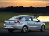 Images of Volkswagen Voyage Bluemotion 2012