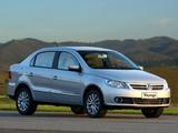 Photos of Volkswagen Voyage 2008