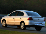 Volkswagen Voyage 2008 images