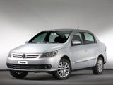 Volkswagen Voyage 2008 pictures