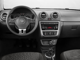Volkswagen Voyage 2012 photos