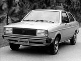 Volkswagen Voyage 1981–87 wallpapers