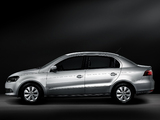Volkswagen Voyage Bluemotion 2012 wallpapers