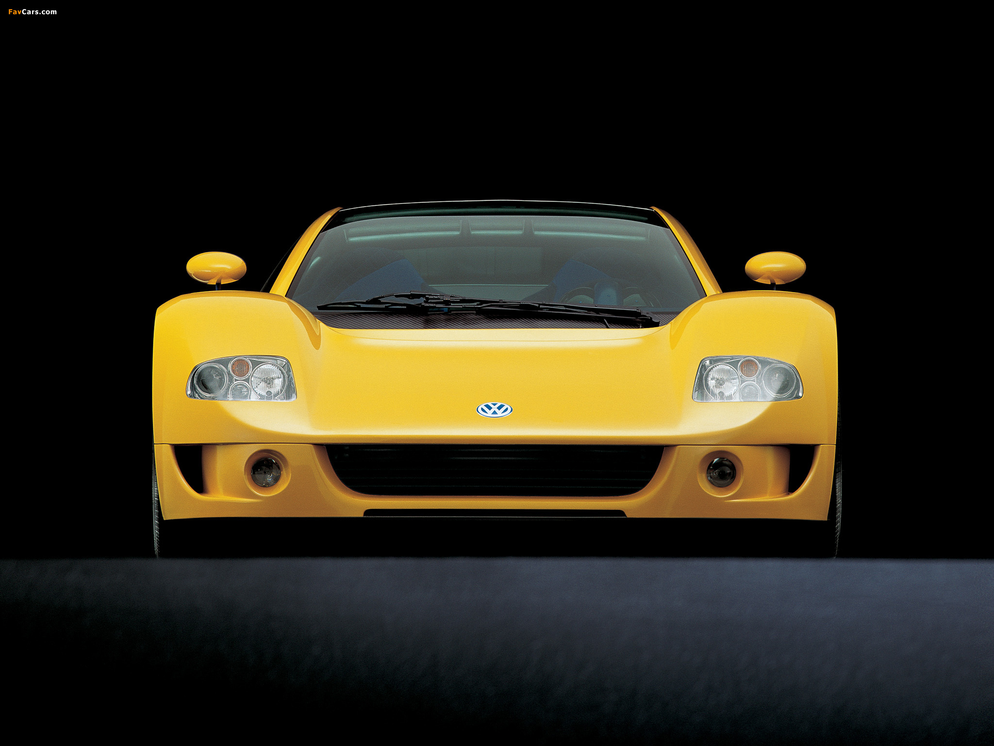 Images of Volkswagen W12 Syncro Concept 1997 (2048 x 1536)