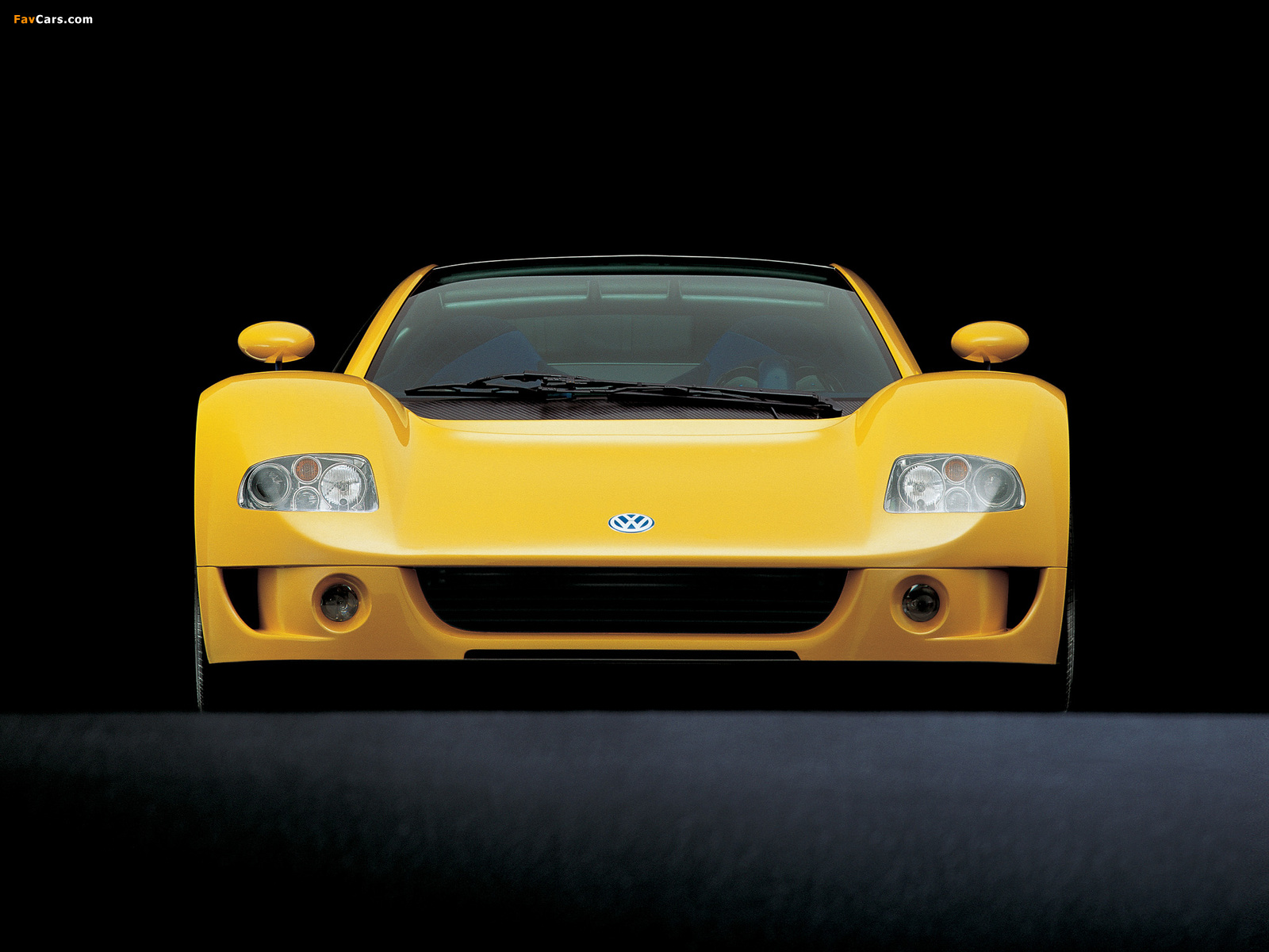 Images of Volkswagen W12 Syncro Concept 1997 (1600 x 1200)