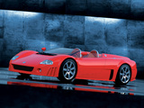 Images of Volkswagen W12 Roadster Concept 1998