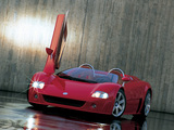 Photos of Volkswagen W12 Roadster Concept 1998