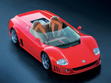 Pictures of Volkswagen W12 Roadster Concept 1998