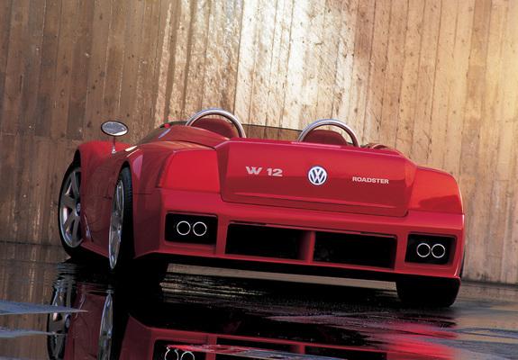 Pictures Of Volkswagen W12 Roadster Concept 1998
