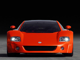 Pictures of Volkswagen W12 Coupe Concept 2001