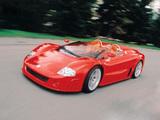 Volkswagen W12 Roadster Concept 1998 images