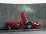 Volkswagen W12 Roadster Concept 1998 photos